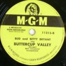 Bud & Betty Bryant Boudleaux & Felice - Buttercup Valley
