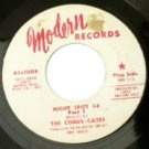 The Corus-Cates - Night Spot 66 - Modern 45rpm