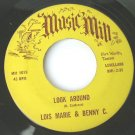 Lois Marie & Benny C - Look Around / We Belong Together