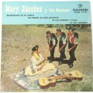 Mary Sanchez y Los Bandama - Spain - Columbia EDGE 71172 EP