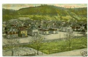 Woodlawn Stratford Hotel Wheeling WVA c.1912 Postcard