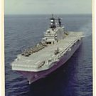 USS Tarawa Amphibious Assault Ship 8x10 Color Print