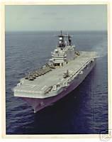 USS Tarawa Amphibious Assault Ship 8x10 Color Print