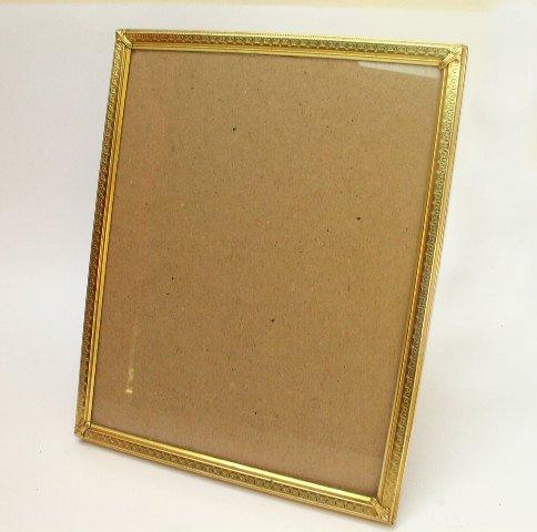 "Vintage Deco Easel Style Frame  8 x 10"""