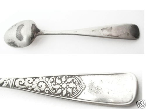 Rogers Bros 1847 Assyrian Teaspoon for Re-plating