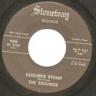 The Esquires -  Esquires Stomp / September Song - 45 rpm