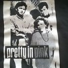Pretty in pink movie cool gift Black T-shirt Vintage Style