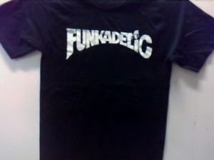 Funkadelic band-Punk-rock-music-retro the-best-gift-T-shirt-Vintage-Style