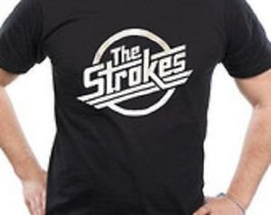 The Strokes band punk rock music retro concert Best GIFT T-SHIRT Vintage Style