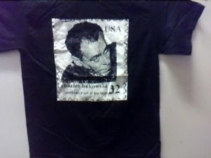 Charles Bukowski the best Gift Tee Black