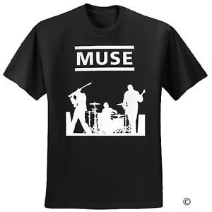 Muse band punk Rock music Retro Concert Best GIFT T-SHIRT Vintage Style