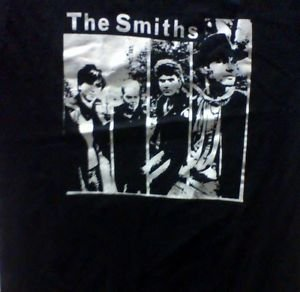 The Smiths band Punk rock music retro concert best gift T-shirt Vintage Style
