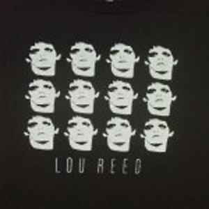 Lou Reed Punk rock music retro Concert the best gift T-shirt Vintage Style