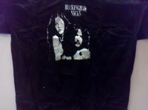 Buckingham Nicks Punk rock music Retro Concert the best gift  T-shirt