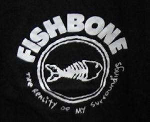 Fishbone band punk rock music retro concert the best Gift Tee Black