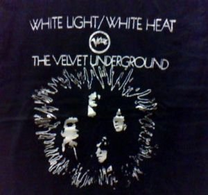 The Velvet Underground band punk Rock music Retro Concert Best GIFT T-SHIRT