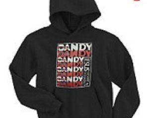 The Jesus and Mary Chain band punk rock music vintage retro  hooded sweatshirt