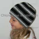 Team Colors Crochet Hat *Oakland Raiders* *Any Size Available*