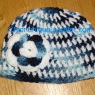 Winter Wonderland Crochet Hat *Any Size Available*