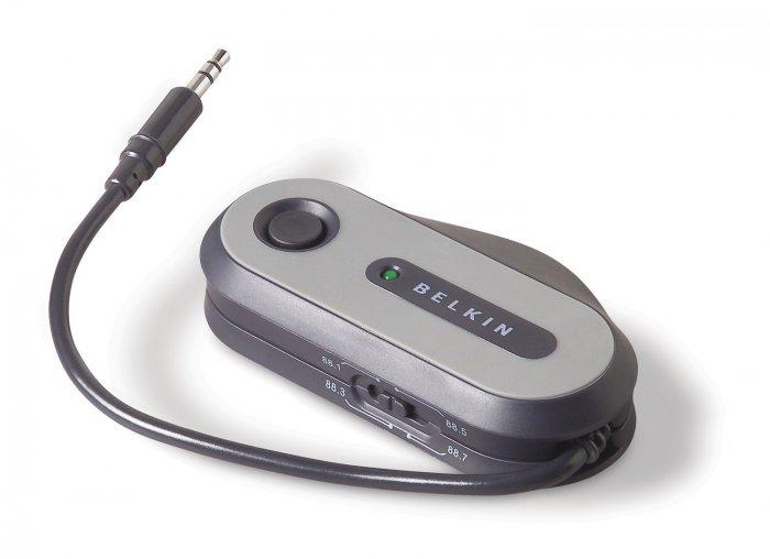 Belkin TuneCast Mobile FM Transmitter