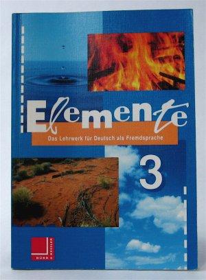 Elemente: Das Lehrwerk für Deutsch als Fremdsprache - Workbook for Learning German