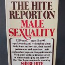 The Hite Report on Male Sexuality - By Shere Hite - Companion to Hite's Report on Women