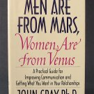Men Are From Mars, Women Are From Venus - By John Gray PhD - Best Seller - First Edition