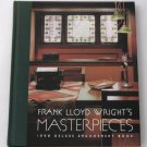 Frank Lloyd Wright's Masterpieces - 1998 Deluxe Engagement Book