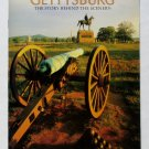 Gettysburg: The Story Behind the Scenery - By William C. Davis - Military Park Guide