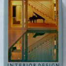 Interior Design - By John F. Pile - First Edition - Top Design Title