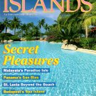 Islands - May June 1998 - Volume 18, Number 3 - St. Lucia, Malaysia, Budapest, Panama
