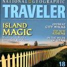 National Geographic Traveler - April 2000 - San Juan Islands, Athens, Perigord, Utah
