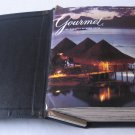 Gourmet Magazine 1977 - Complete Set of 12 Issues in Bound Volume - Volume 37, Numbers 1-12