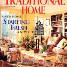 Traditional Home Magazine - September 1995 Back Issue - Volume 7, Issue 4