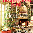 Traditional Home Magazine - Holiday 1995 Back Issue - Volume 7, Issue 6