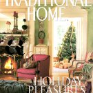 Traditional Home Magazine - Holiday 1998 Back Issue