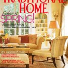 Traditional Home Magazine - March 2006 Back Issue - Volume 17, Issue 1