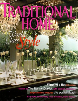 Traditional Home Magazine - April 2007 Back Issue - Volume 18, Issue 2