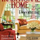 Traditional Home Magazine - November 2008 Back Issue - Volume 19, Issue 7