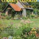Country Gardens Magazine - Spring 1992 Back Issue - Volume 1, Issue 1 - Premier Issue
