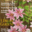 Country Gardens Magazine - Spring 1995 Back Issue - Volume 4, Issue 2