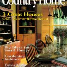 Country Home Magazine - February 1995 Back Issue - Volume 17, Issue 1