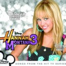 Like New Hannah Montana Third 2009 CD Soundtrack