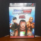 PS2: WWE Smackdown vs Raw 2008(USED)