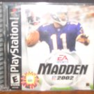 PS1/PSX: Madden  2002(USED)