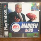 PS1/PSX: Madden 99(USED)