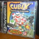 PS1/PSX Cubix: Robots for Everyone - Race'N Robots (USED)