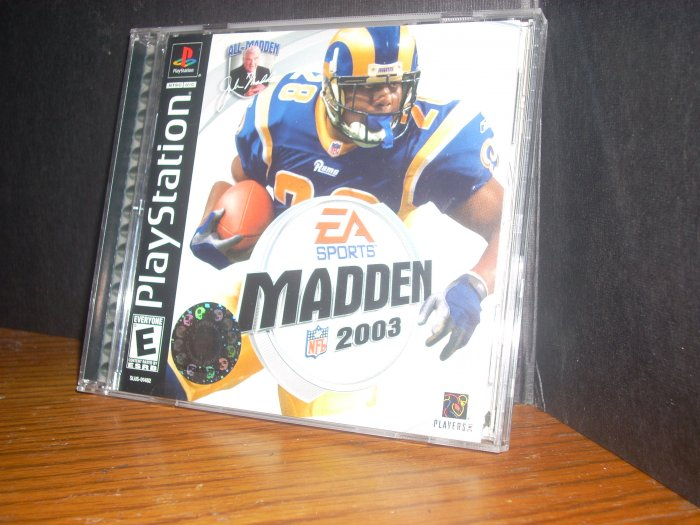 PS1/PSX: Madden 2003(USED)