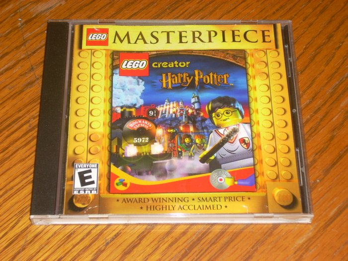 PC: Lego Creator Harry Potter *USED* OUT OF STOCK