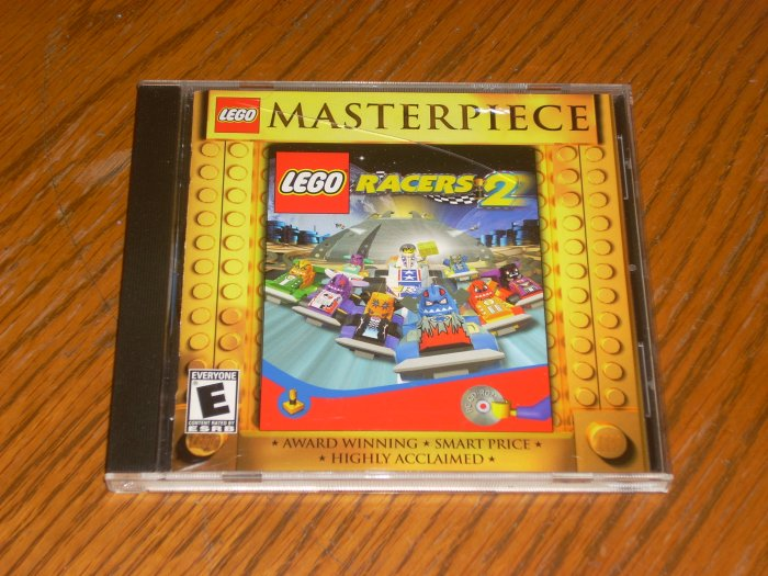 PC: Lego Racers 2 *USED*